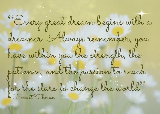 A little Tuesday Inspiration :)